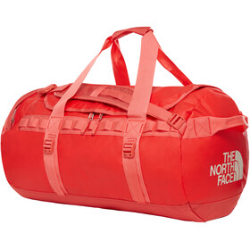 The North Face Base Camp Travel Luggage M red